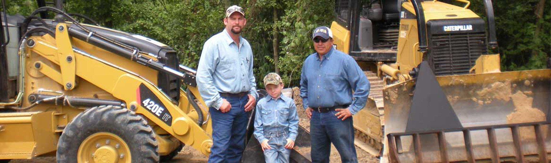 The Lamar Family | Owners of Sticks and Stones Trees
